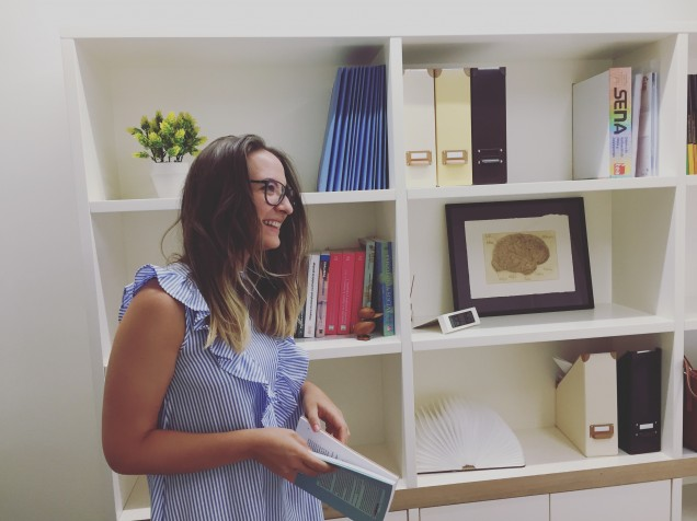 Rocío Jover · Psicóloga Cognitivo Conductual