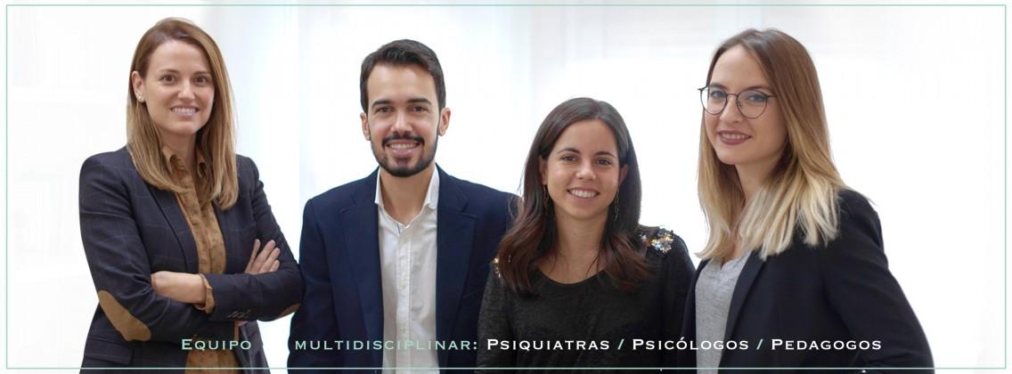 Equipo Psicología Rocío Jover